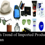 Bullish Trend of Imported Products in Pakistan