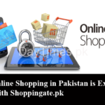 Now Online Shopping in Pakistan is Extremely Easy With Shoppingate.pk