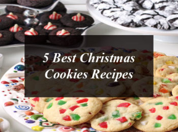 5 Best Holiday Cookie Recipes