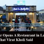 Aleem Dar Opens A Restaurant in Lahore And Here is What Virat Kholi Said