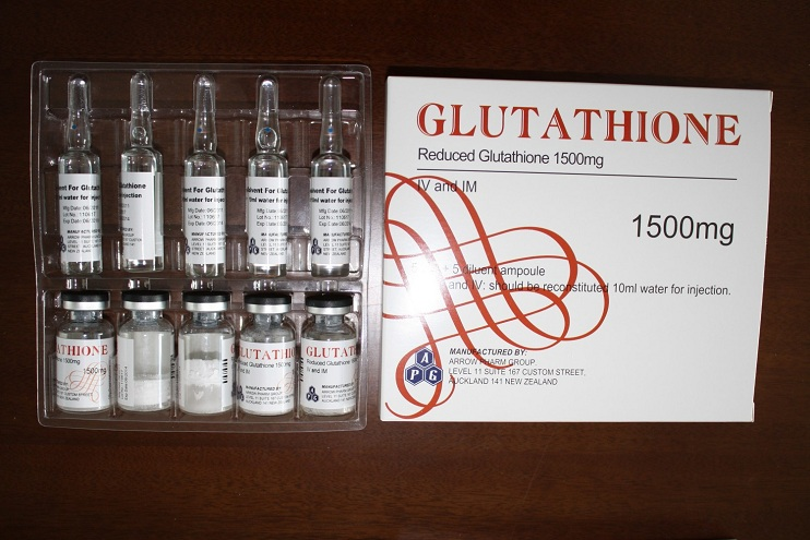 Glutathione Injections in Pakistan