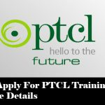 How to Apply For PTCL Training 2018? Complete Details