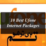 10 Best Ufone Internet Packages