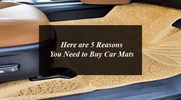 Buy Car Mats