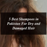 5 Best Shampoos in Pakistan For Dry and Damaged Hair