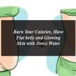 Burn Your Calories, Have Flat Belly and Glowing Skin with Detox Water