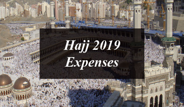 Here are the Hajj 2019 Expenses Declared by Pakistan Ministry of Religious Affairs