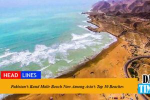 Pakistan's Kund Malir Beach Now Among Asia's Top 50 Beaches