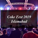 Coke Fest 2019 Coming to Islamabad