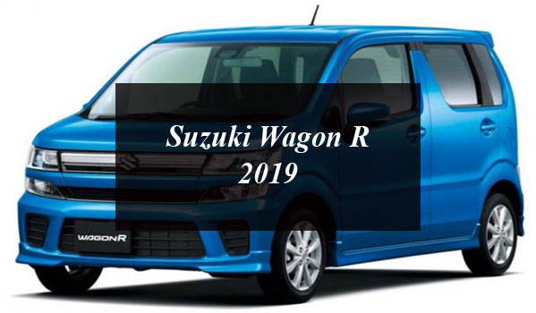 Suzuki Introduces the Third Generation Model of Wagon R 2019