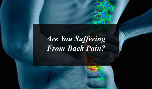 Are You Suffering From Back Pain? Learn About Common Symptoms and Treatment