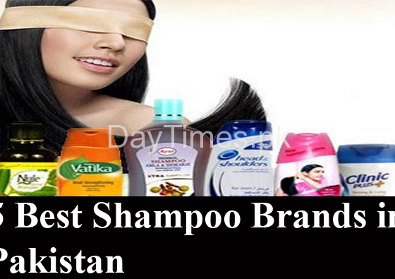 5 Best Shampoo Brands in Pakistan