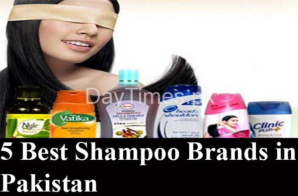 5 Best Shampoo Brands in Pakistan