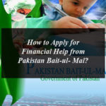 How to Apply for Financial Help from Pakistan Bait-ul- Mal?