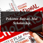 How to Get Pakistan Bait-ul- Mal Scholarship?