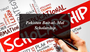 How to Get Pakistan Bait-ul- Mal Scholarship?