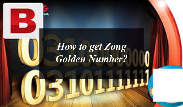 How to get Zong Golden Number?
