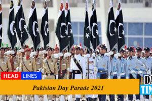 Pakistan Day Parade 2021