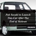 Pak Suzuki to Launch This Car After The End of Mehran