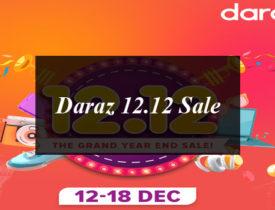 Daraz 12.12 Sale