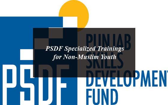 PSDF Signs Contracts to Fund Specialized Trainings for Non-Muslim Youth