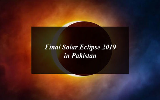 Final Solar Eclipse 2019 in Pakistan to be on Dec 26