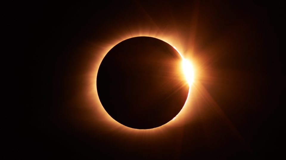 What are the different types of solar eclipses