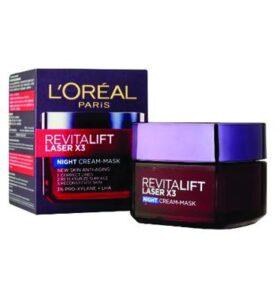 lOreal Paris Revitalift Laser X3 Night Cream