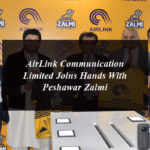 Air Link Communication Limited Joins Hands With Peshawar Zalmi
