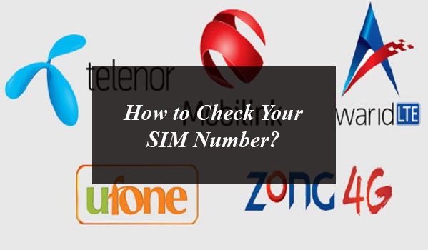 How to Check Your SIM Number?