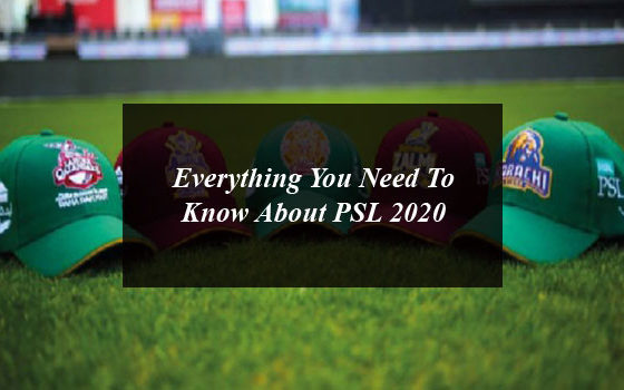 Everything You Need to Know About PSL 2020
