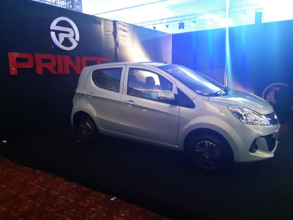 Prince Pearl Hatchback By Regal Automobiles Become Official