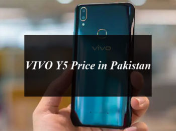 VIVO Y5 Price in Pakistan and Full Specifications