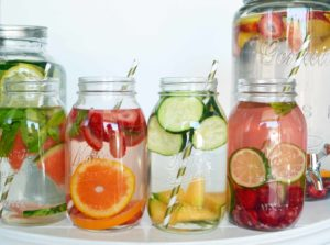 Detox water for  Lose Weight Fast in 2 Weeks