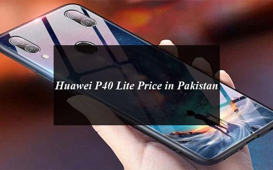 Huawei P40 Lite Price in Pakistan