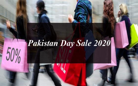 Pakistan Day Sale 2020