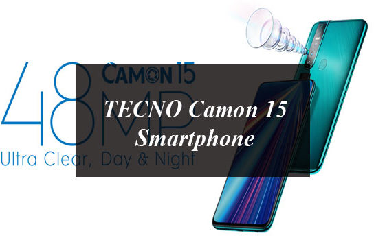 TECNO Finally Reveals Its Upcoming Camon 15 Smartphone