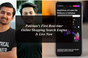 Pakistan's First Real-time Online Shopping Search Engine Is Live Now