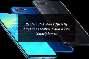 Realme Pakistan Officially Launches realme 6 and 6 pro Smartphones