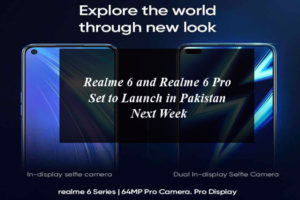 Realme 6 and Realme 6 Pro Set to Launch in Pakistan Next Week