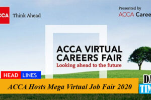 Digital Pakistan: ACCA Hosts Mega Virtual Job Fair 2020