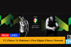 'C1 Fitness' Is Pakistan's First Digital Fitness Network