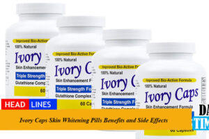 Ivory Caps Skin Whitening Pills Benefits and Side Effects