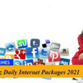 Jazz Daily Internet Packages 2021