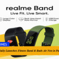 Realme Officially Launches Fitness Band & Buds Air Neo in Pakistan