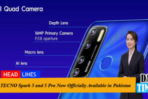 TECNO Spark 5 and 5 Pro Now Officially Available in Pakistan