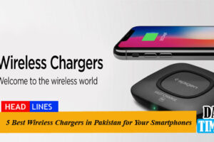 5 Best Wireless Chargers in Pakistan for Your Smartphones