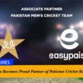 Easypaisa Becomes Proud Partner of Pakistan Cricket Board