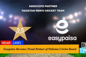 Easypaisa Becomes Proud Partner of Pakistan Cricket Board