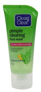 Clean And Clear Pimple Clearing Face Wash